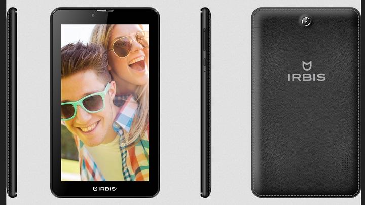 4G планшет Irbis за 3490 рублей в Билайн!
